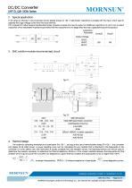 URF1D_QB-100W:Meets railway standard EN50155 - 5