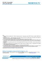 URF1D_QB-100W:Meets railway standard EN50155 - 8