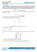 URF1D_QB / 50-100watt DC-DC converter / 4:1 / Railway application / 66-160vdc input - 6