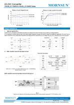 VRA_LD-15WR2 / 2:1 / 15 watt / dc dc converter - 5