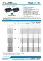 VRA_ZP-6WR3 / 2:1 / 6 watt / dc dc converter - 1