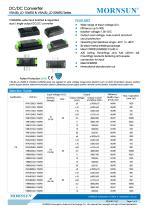 VRB_LD-15WR2 / 2:1 / 15 watt / Regulated - 1