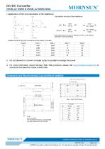 VRB_LD-15WR2 / 2:1 / 15 watt / Regulated - 6