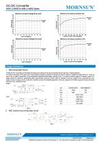 WRB_S-1WR2 / 2:1 / 1watt DC-DC converter / Single output - 4