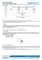 WRB_S-1WR2 / 2:1 / 1watt DC-DC converter / Single output - 5