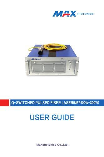 100W-300W Q-switched Fiber Laser V1.1