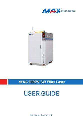 6000W Multi-module CW Fiber Laser V1.5