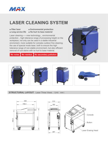 Backpack Laser Cleaning Machine-(English Vwesion) -210X285