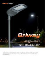 Briway LED street light - 1