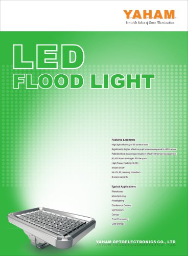 led fiood light