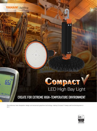 LED High Bay Light_Comapct V
