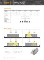 linear 2 LED High Bay Light - 3