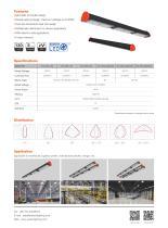 Linear I Plus LED High Bay Light - 2