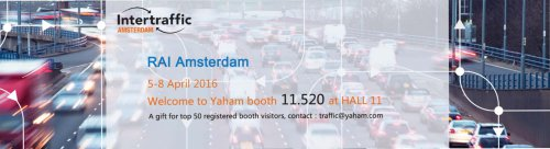 Welcome to Yaham Intertraffic Amsterdam 2016 both 11.520