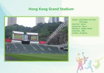 YAHAM led display for A Collection of  Sports  Installations catalogue - 13