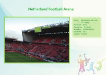 YAHAM led display for A Collection of  Sports  Installations catalogue - 14