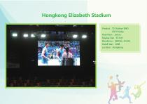 YAHAM led display for A Collection of  Sports  Installations catalogue - 17
