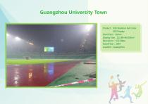 YAHAM led display for A Collection of  Sports  Installations catalogue - 19