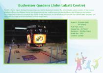 YAHAM led display for A Collection of  Sports  Installations catalogue - 24