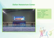 YAHAM led display for A Collection of  Sports  Installations catalogue - 5