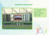 YAHAM led display for A Collection of  Sports  Installations catalogue - 7