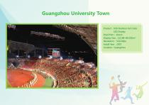 YAHAM led display for A Collection of  Sports  Installations catalogue - 9