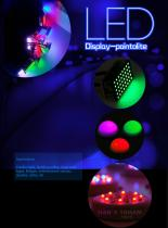 YAHAM LED display-pointolite series  catalogue - 1