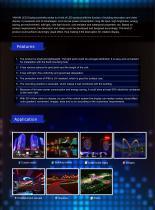 YAHAM LED display-pointolite series  catalogue - 2