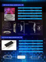 YAHAM LED display-pointolite series  catalogue - 5