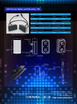 YAHAM LED display-pointolite series  catalogue - 6