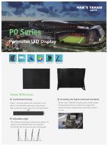 Yaham new PO Series ,Perimeter led display - 1