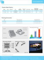 Yaham T-Bar LED Billboard Washer Light catalogue - 2