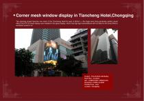 YAHAM Typical Reference for LED Window Display catalogues - 10