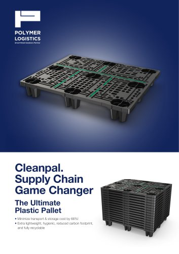 Cleanpal. Supply Chain Game Changer