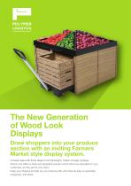 The New Generation of Wood Look Displays
