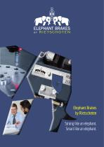 Elephant Brakes by Rietschoten - Brochure