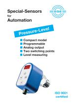 Brochure Pressure-level