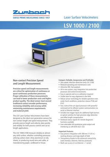 LSV 1000 / 2100