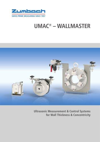 UMAC® - WALLMASTER