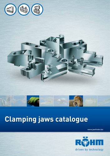 Clamping jaws catalogue