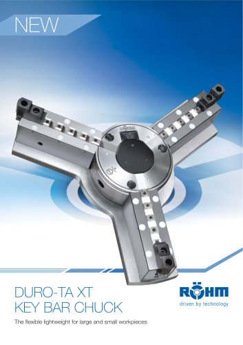 DURO-TA XT KEY BAR CHUCK