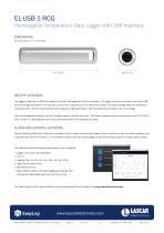 EL-USB-1-RCG, Rechargable Temperature Data Logger with USB Interface - 3
