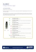 EL-USB-3, Voltage USB Data Logger - 2