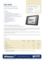 SGD 28-M, PanelPilot Compatible Smart Graphics Display - 1