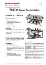 ROB 5-30 Oxygen Booster Station