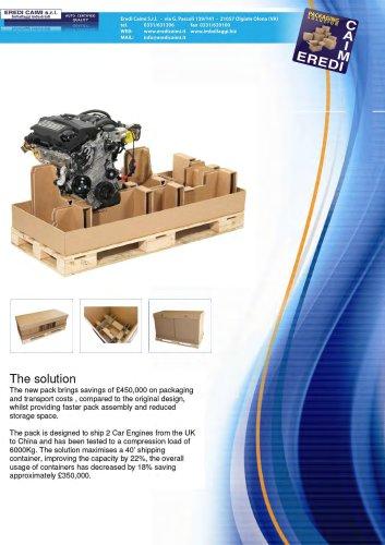 Automotive Cardboard Solutions