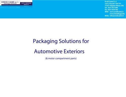 BOX AUTOMOTIVE EXTERIOR