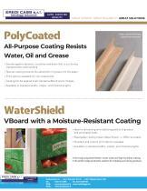 corner coating