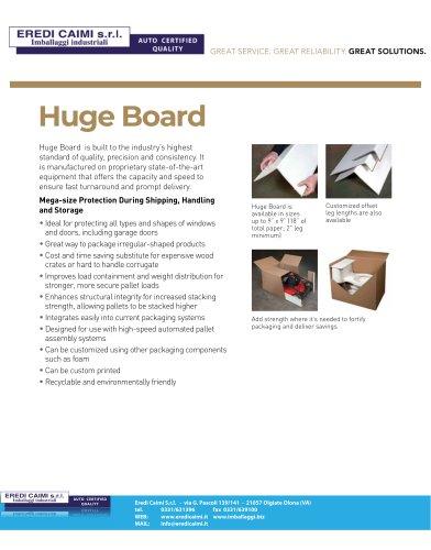 corner huge board