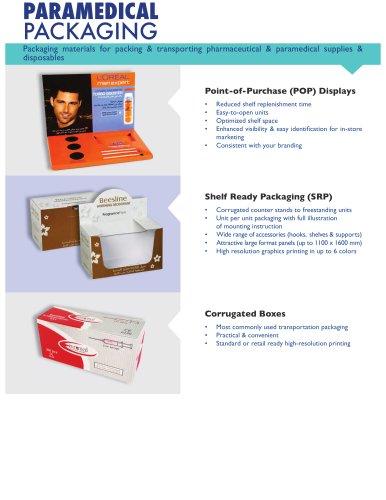 paramedical packaging